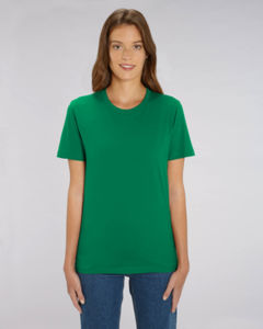 T-shirt iconique unisexe | Creator Varsity Green 1