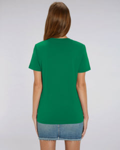 T-shirt iconique unisexe | Creator Varsity Green 5