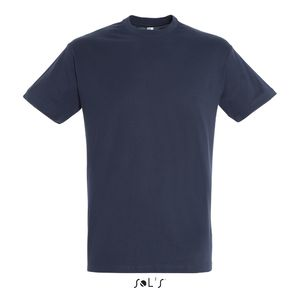 Tee-shirt personnalisé unisexe col rond | Regent French marine