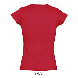 Tee shirt Publicitaire Femme Col V | Moon | T shirts