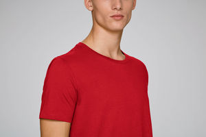 T-shirt essentiel unisexe | Leads Red 3