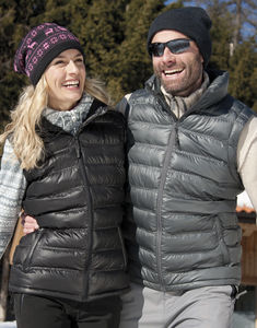 Bodywarmer publicitaire homme sans manches | Ice Bird Padded