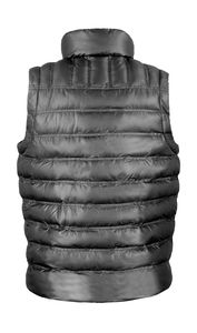 Bodywarmer publicitaire homme sans manches | Ice Bird Padded Black