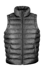 Bodywarmer publicitaire homme sans manches | Ice Bird Padded Black 1