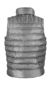 Bodywarmer publicitaire homme sans manches | Ice Bird Padded Grey