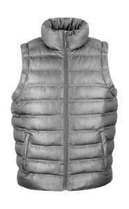 Bodywarmer publicitaire homme sans manches | Ice Bird Padded Grey 1