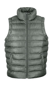 Bodywarmer publicitaire homme sans manches | Ice Bird Padded Grey 2
